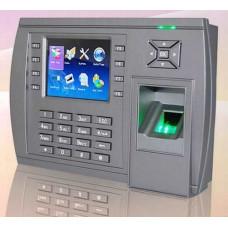 Máy chấm công vân tay + thẻ cảm ứng Wise Eye WSE-510A