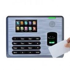 Máy chấm công vân tay + thẻ cảm ứng Wise Eye WSE-750A