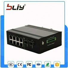 Full Managed POE PSE Switch (Support Console,SNMP,Telnet,Web Management) G-Net model G-MPS-2GX8GP-SFP
