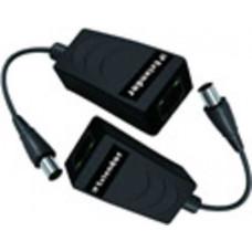 Thiết bị truyền dẫn tín hiệu Ethernet RJ45 bằng cáp UTP và cáp đồng trục Coxial  G-Net G-PEOC