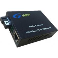 Converter 10/100M loại 1 sợi quang sử dụng cho internet và Camera IP G-Net HHD-110G-120A/B
