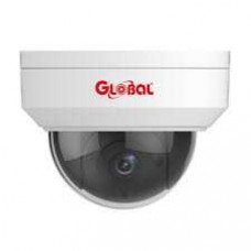 Camera IP Dome 2M chuẩn nén Ultra 265, H.265, H.264, MJPEG  GLOBAL TAG-I42L2-FPA28