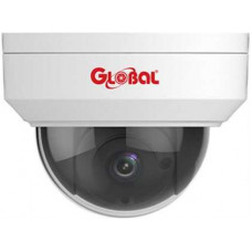 Camera IP Dome 2M chuẩn nén Ultra 265, H.265, H.264, MJPEG  GLOBAL TAG-I42L3-FP28