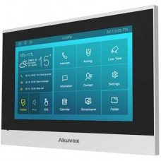 Màn hình chuông cửa chuẩn SIP Android Màn hình 7 inch AKUVOX C315S