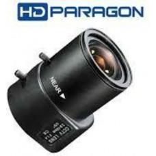 Ống kính cho Camera IP Megapixel, Auto Iris HDPARAGON HDS-VF3816D-MCS