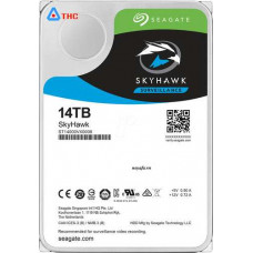 Ổ cứng Seagate skyhawk AI - dòng ổ cứng chuyên dụng cho camera dự án lớn 14 TB ST14000VX0008