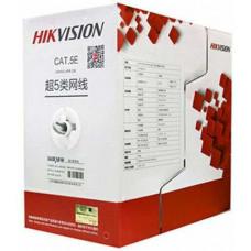 Cáp mạng CAT UTP 5E Hikvision DS-1LN5E-S
