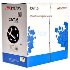 Cáp mạng CAT UTP 6 Hikvision DS-1LN6-UE-W