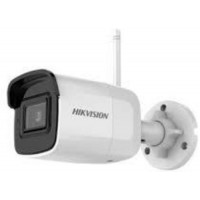 Camera IP wifi thân ống mini 2MP Hồng ngoại 30m H.265+ Hikvision model DS-2CD2021G1-IDW1