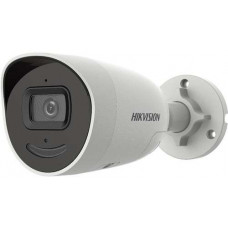 Camera IP 4MP thân trụ có Micro tích hợp Hikvision DS-2CD2046G2-IU