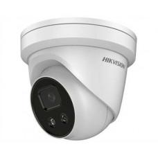 Camera bán cầu 4MP, hồng ngoại 30m H265+ Hikvision model DS-2CD2346G1-I