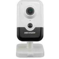 Camera IP Cube Hồng ngoại 6Mp, chuẩn nén H.265+ Wifi Hikvision DS-2CD2463G0-IW