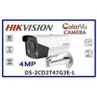 Camera Hikvision Ip Dòng Colorvu Easy Ip 4.0 - Hình ảnh Màu Sắc 24/7 model DS-2CD2T47G3E-L
