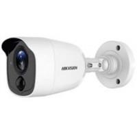 Camera thân trụ 5MP hồng ngoại chống trộm 20m Hikvision model DS-2CE12H0T-PIRL