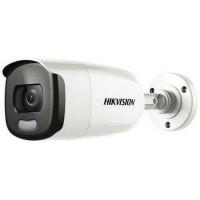 Camera hình trụ 5MP - có màu 24/24 (ColorVu)  Hikvision DS-2CE12HFT-F