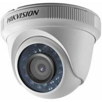 Camera bán cầu Full HD 1080P hồng ngoại 20m vỏ nhựa Hikvision model DS-2CE56D0T-IRP