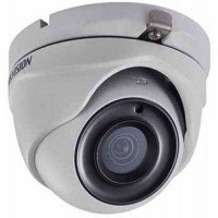 Camera HD-TVI bán cầu 5MP Hikvision DS-2CE56H0T-ITM