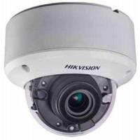 Camera HD-TVI bán cầu thay đổi tiêu cự 5MP Hikvision DS-2CE56H0T-ITZF