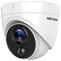Camera HD-TVI 2 mp chống báo động giả (hỗ trợ đèn cảnh báo chuyển động) Hikvision model DS-2CE71D0T-PIRLPO