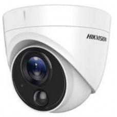 Camera bán cầu hồng ngoại 5MP hồng ngoại chống trộm 20m Hikvision model DS-2CE71H0T-PIRL