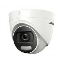 Camera bán cầu Full HD 1080P hồng ngoại 20m Hikvision model DS-2CE72DFT-F