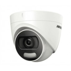 Camera bán cầu Full HD 1080P hồng ngoại 20m Hikvision model DS-2CE72DFT-F
