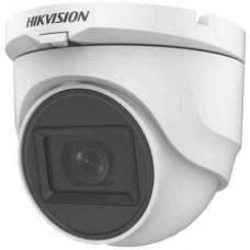 Camera TVI Hikvision 2megapixel Dome DS-2CE76D0T-ITMFS
