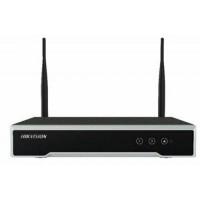 Đầu ghi hình IP wifi 4 kênh H.265+ Hikvision model DS-7104NI-K1/W/M