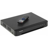 Đầu ghi hình Turbo HD 4 0 4 kênh vỏ sắt | POC Hikvision DS-7204HQHI-K1/P