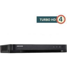 Đầu ghi hình 04 kênh Turbo HD 4.0 DVR ( vỏ sắt ) - Không có cổng báo động Hikvision DS-7204HUHI-K2