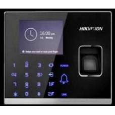 Bộ kiểm soát vào/ ra độc lập tích hợp máy chấm công Hikvision DS-K1T200EF-C