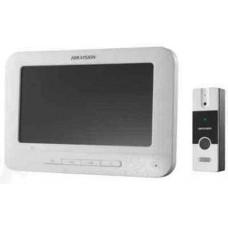Bộ màn hình chuông cửa trọn bộ Hikvision DS-KIS204