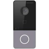 Camera chuông cửa trung tâm IP Hikvision DS-KV6113-WPE1