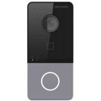 Camera chuông cửa IP Wifi 2 MP Hikvision DS-KV6113-WPE1(B)