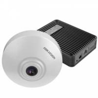 Camera IP đếm lượt người vào ra (people counting) 1.3m Hikvision IDS-2CD6412FWD-C(B)