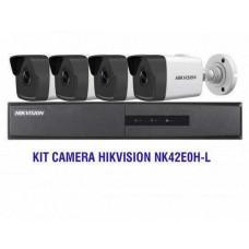 Bộ kit đầu ghi camera Hikvision IP KIT(NK42E0H-L)
