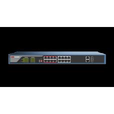 Switch cấp nguồn poe chuyên dụng HIKVISION model DS-3E0318P-E