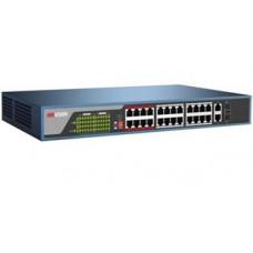 Switch cấp nguồn poe chuyên dụng HIKVISION model DS-3E0326P-E