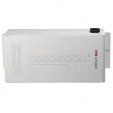 Bộ cấp nguồn & phân phối tín Video/Audio Hikvision model DS-KAD606