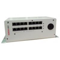 Bộ cấp nguồn và phân phối tín hiệu Video/Audio Hikvision DS-KAD612