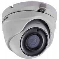 Camera HD-TVI 3.0 (vỏ sắt) 2MP Bán cầu (dome) Hồng ngoại 20m Chống ngược sáng Hikvision model DS-2CE56D7T-ITM