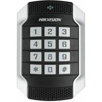 Đầu đọc thẻ Mifare có nút bấm chống va đập Hikvision DS-K1104MK