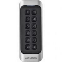 Đầu đọc thẻ EM có nút bấm Hikvision DS-K1107EK