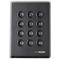 Đầu đọc thẻ Mifare có nút bấm Hikvision DS-K1108MK