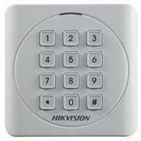 Đầu đọc thẻ Mifare có nút bấm Hikvision DS-K1801MK