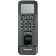 Bộ kiểm soát vào/ ra độc lập tích hợp máy chấm công Hikvision model DS-K1T803EF