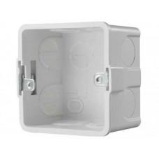 Khung nhựa gắn tường cho màn hình chuông cửa Hikvision model DS-KAB118