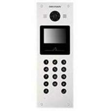 Chuông cửa tại sảnh Vỏ kim loại Hikvision model DS-KD6002-VM
