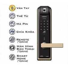 Khóa cửa điện tử cao cấp Hione H-5290