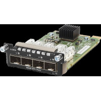 Module quang SFP Aruba 3810M/2930M 4-port 100M/1G/10G SFP+ Module JL083A